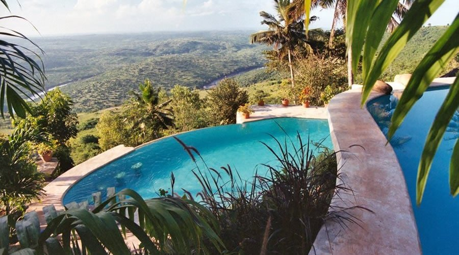 Infinity Pools in Kenya